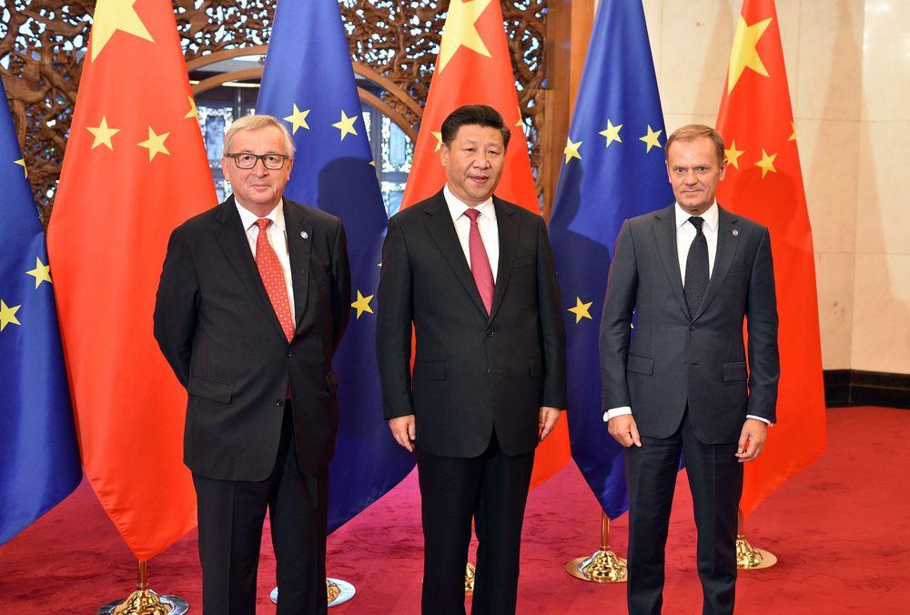 Eu China Gipfel