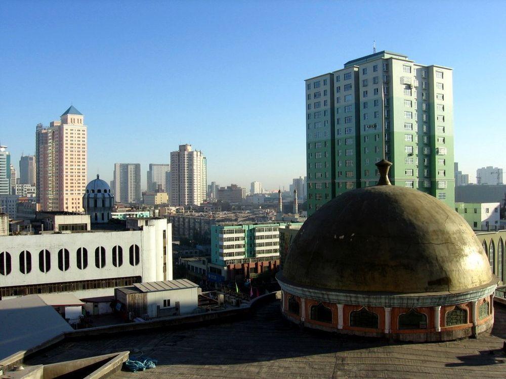 Uiguren Massaker