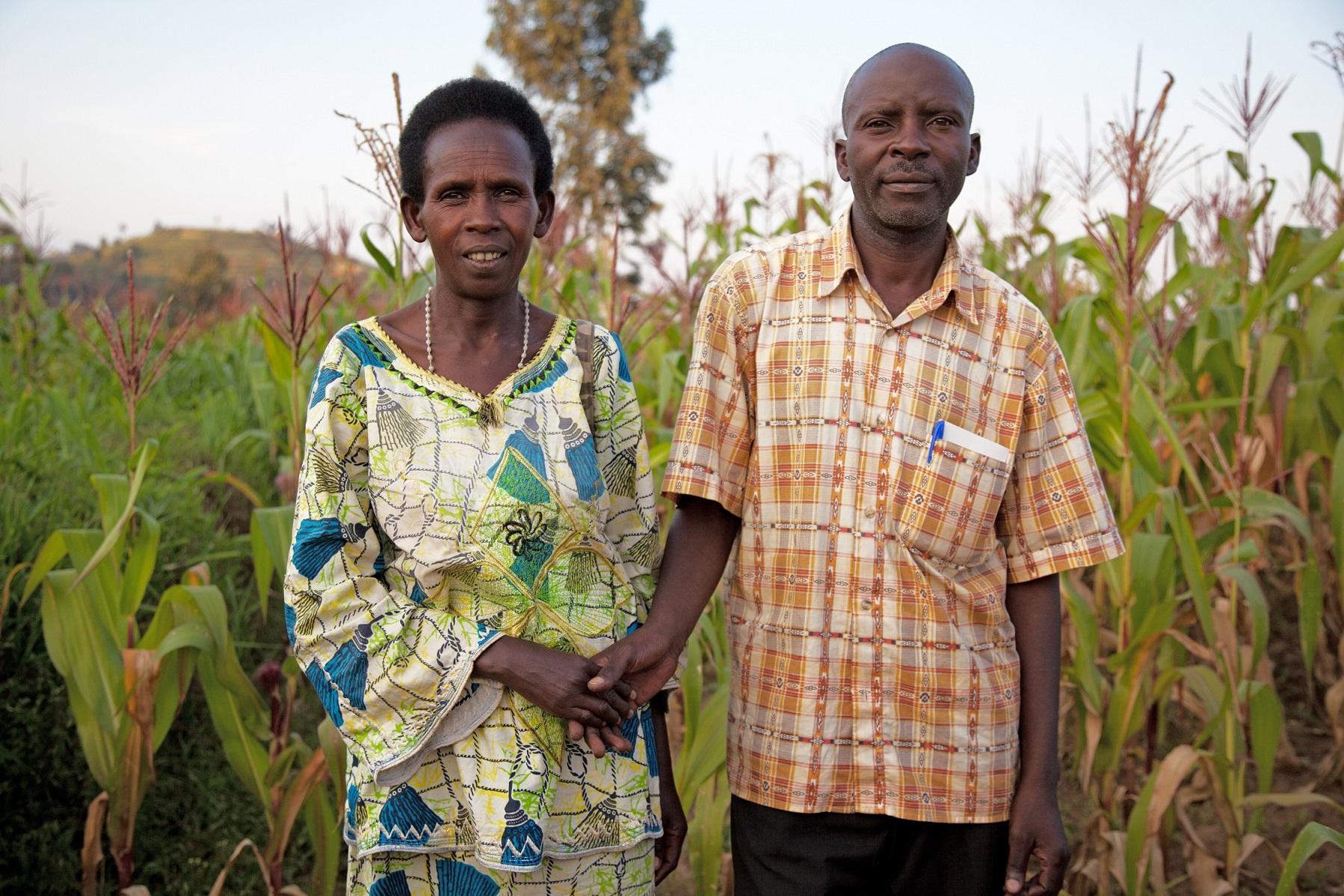Dörfer der Versöhnung in Ruanda