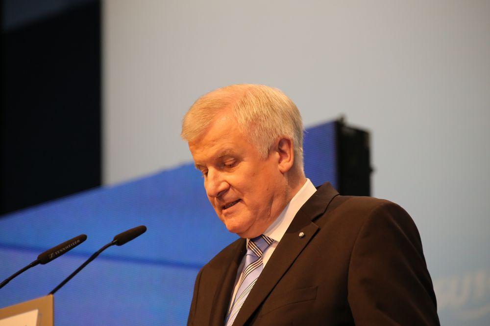 Seehofer Ministerpräsident